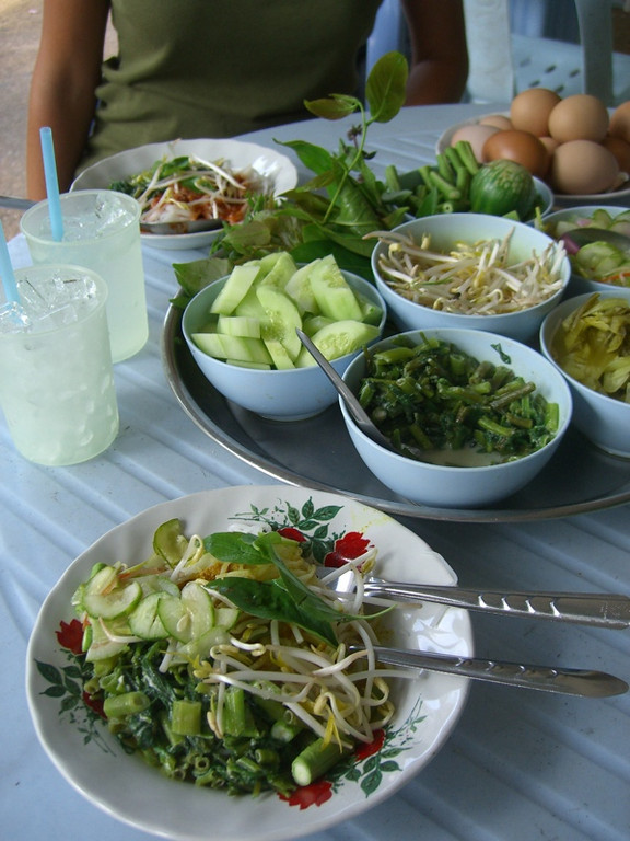 Soup Condiments - Krabi, Thailand