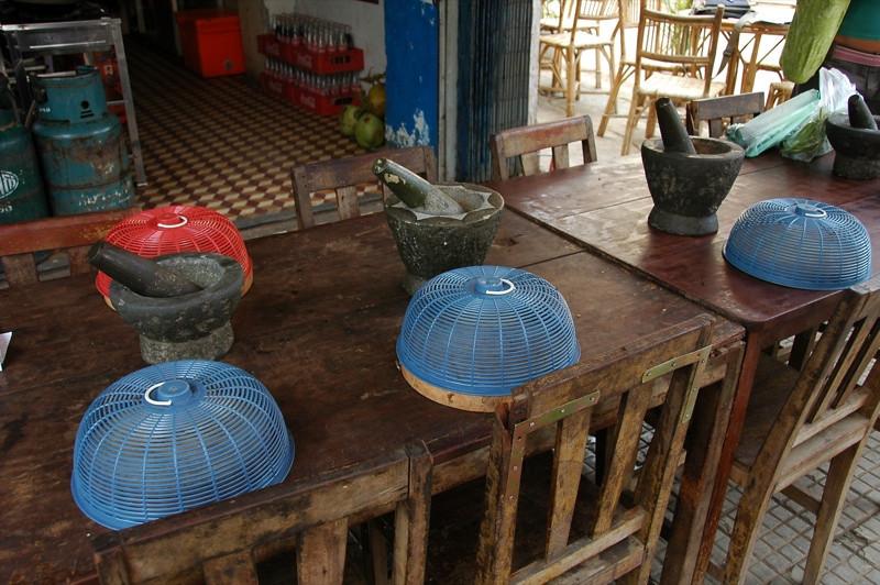 Mortar and Pestles - Battambang, Cambodia