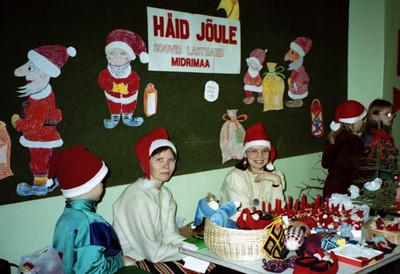 Marjamaa Joulumess (Christmas Fair) - Marjamaa, Estonia