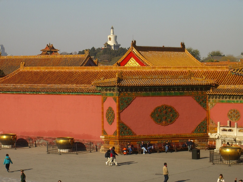 Forbidden City View - Beijing, China