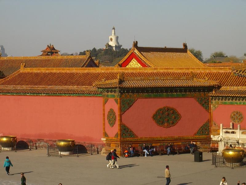 Forbidden City View - Beijing, China