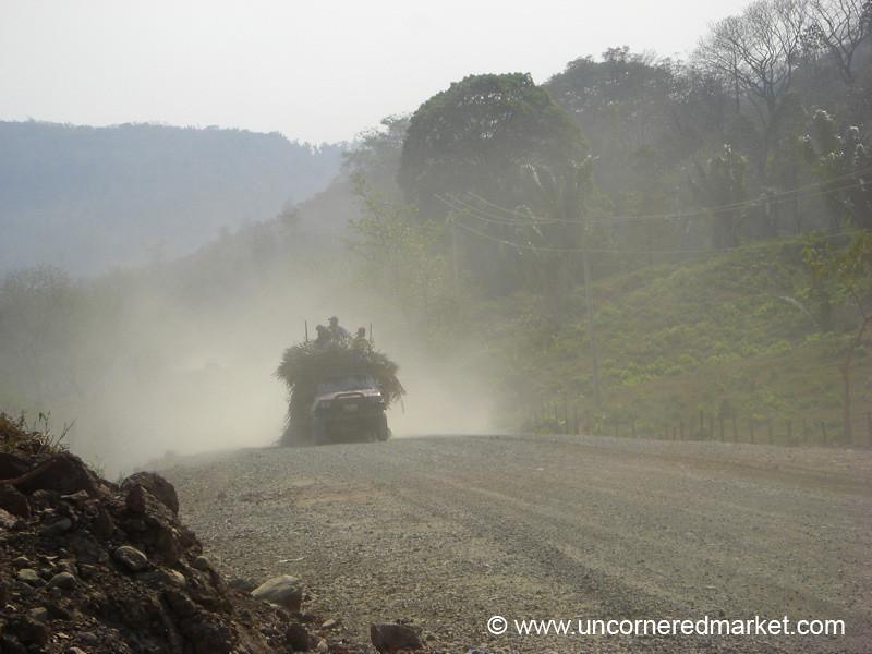 Dusty Roads - Finca El Paraiso, Guatemala