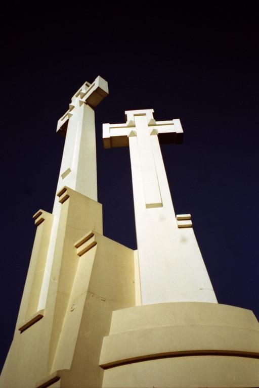 Hill of Three Crosses - Vilnius, Lithuania