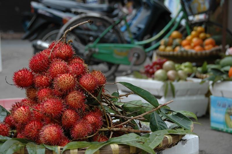 Rambutans - Hanoi, Vietnam