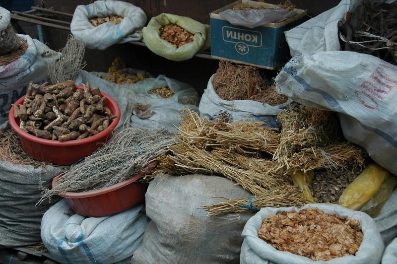 Dried Goods and Medicines - Ismaili, Azerbaijan