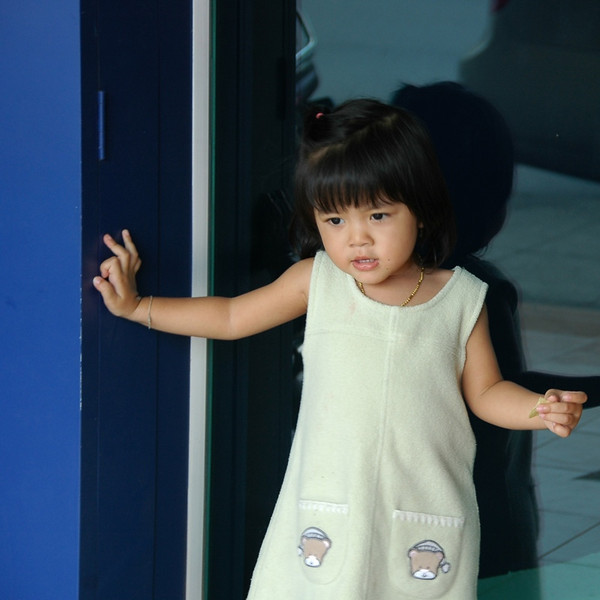 Cute Girl - Krabi, Thailand