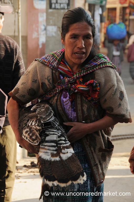 San Francisco El Alto Market - Guatemala