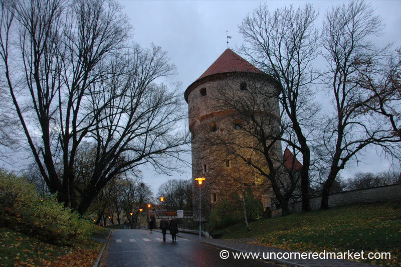 Toompea Hill - Tallinn, Estonia