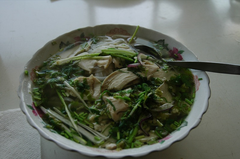 Pho (Vietnamese Soup) - Prague, Czech Republic