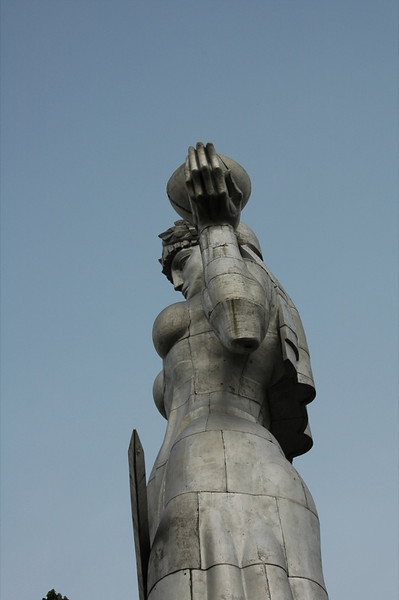 Kartlis Deda Statue - Tbilisi, Georgia