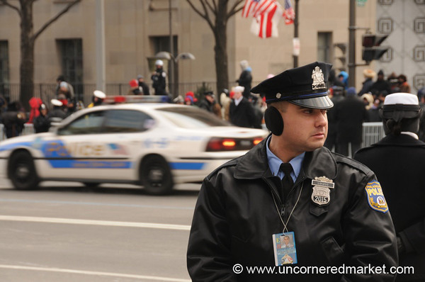 Police - Washington DC, USA