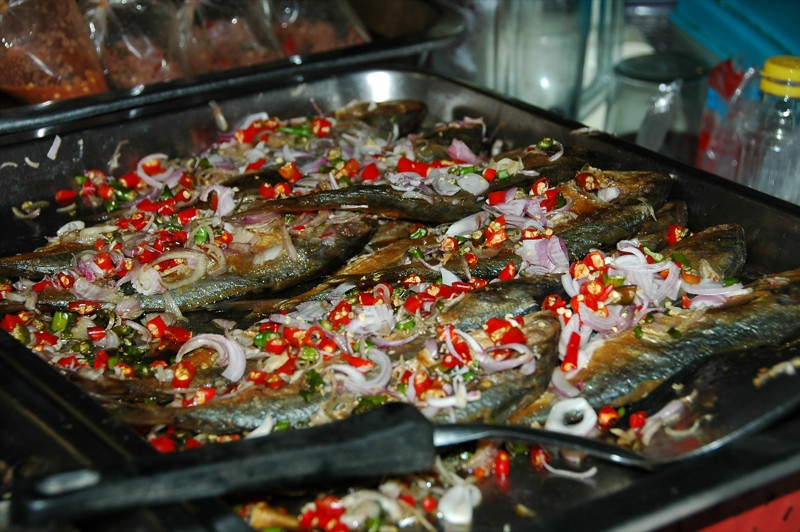 Marinated Fish - Krabi, Thailand