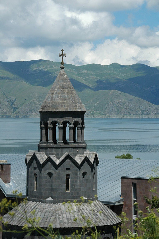 Newly-built Seminary - Sevan, Armenia