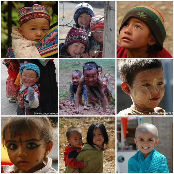 Children of Asia Mosaic