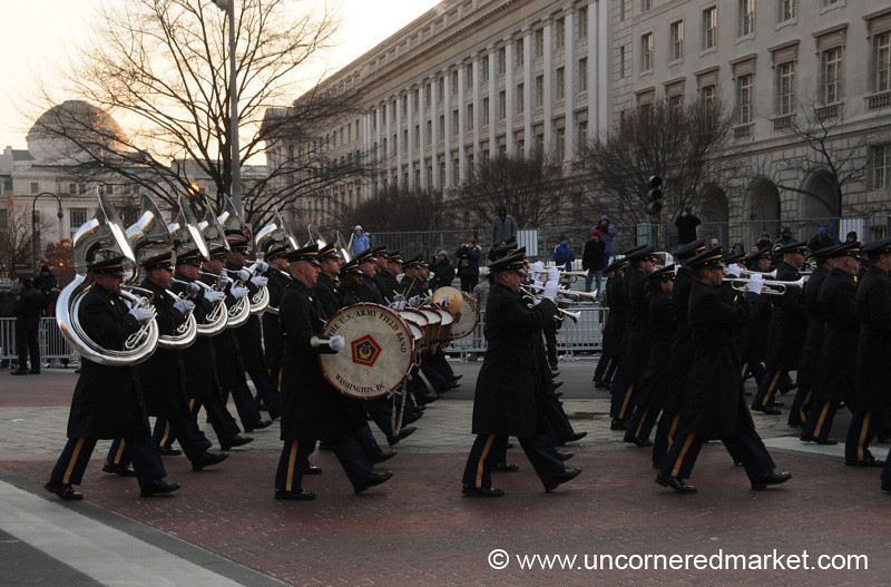 Marching Band - Washington DC, USA