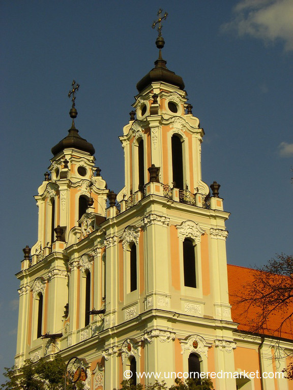St. Catherine's Church - Vilnius, Lithuania