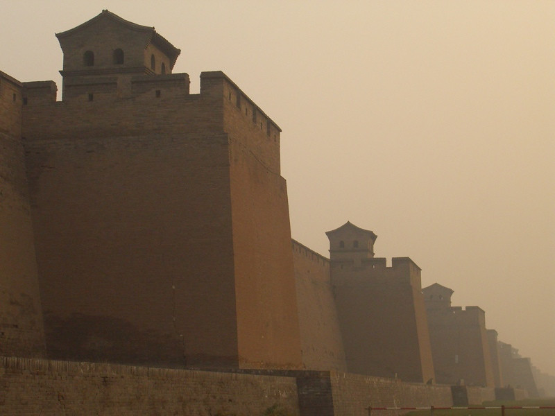 Protective Walls - Pingyao, China