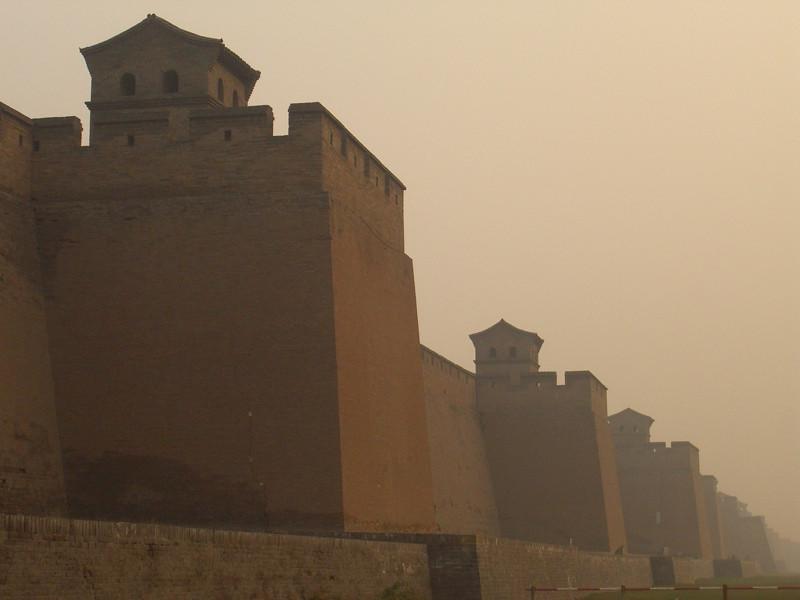 Protective Walls - Pingyao, China
