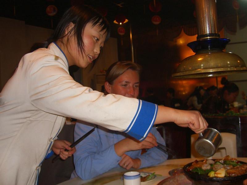 Chinese Hot Pot - Urumqi, China