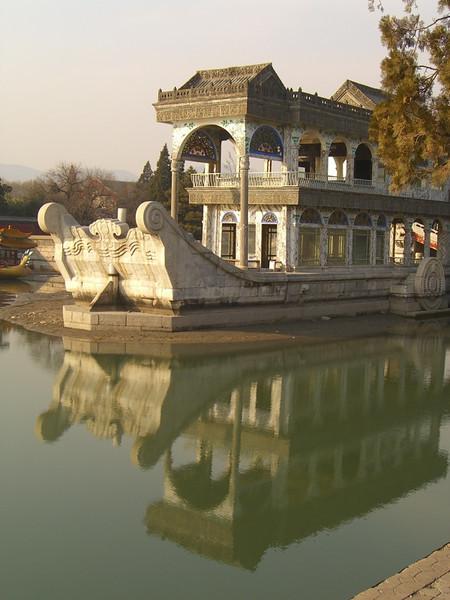 Marble Boat, Summer Palace - Beijing, China
