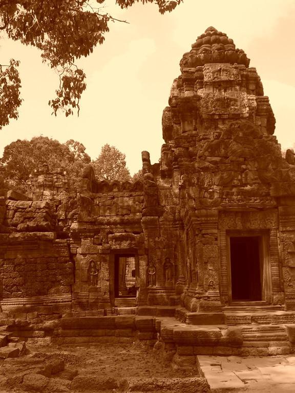 East Mebon Temple - Angkor, Cambodia