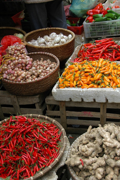Marketplace - Sapa, Vietnam