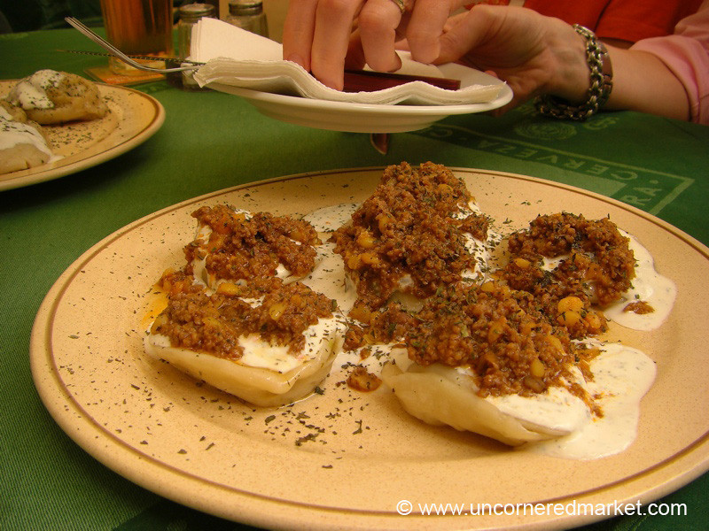 Afghan Food, Ashak - Prague, Czech Republic