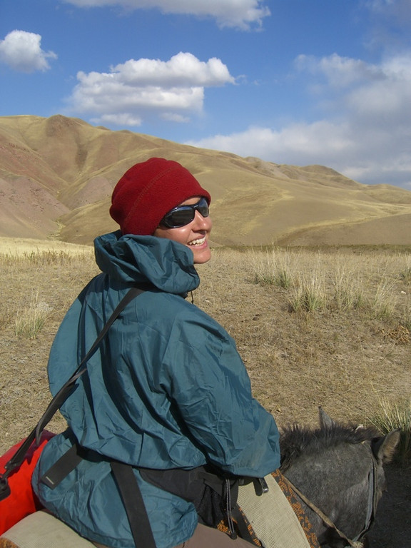 Horse Trek to Song Kul Lake - Kyrgyzstan