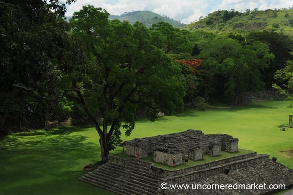 Mayan Ruins of Copan, Honduras