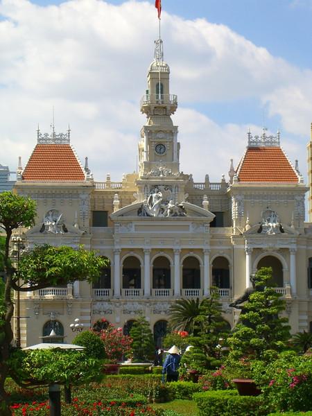Hotel de Ville Garden - Ho Chi Minh City, Vietnam