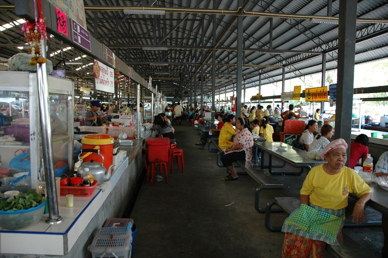 Food Court - Krabi, Thailand