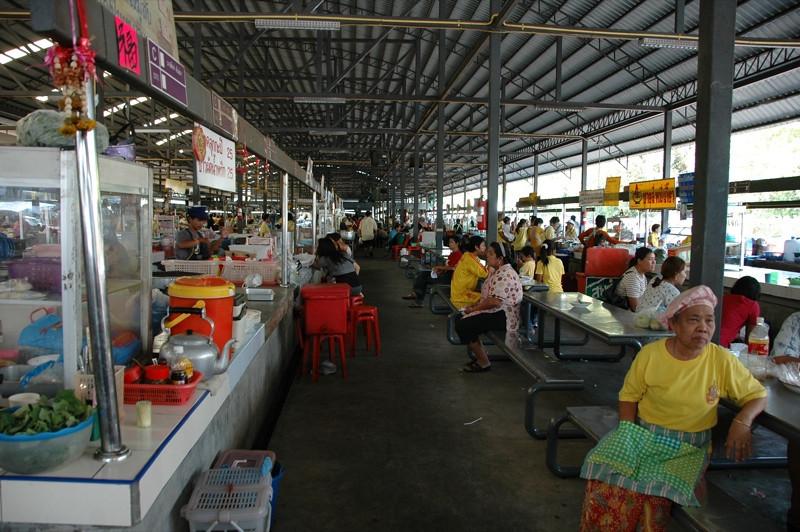 Food Court - Krabi, Thailand