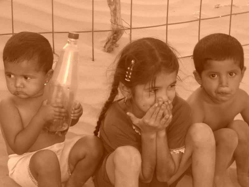Jerbent Kids - Jerbent, Turkmenistan
