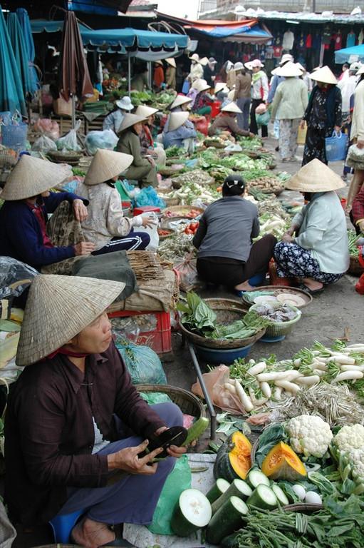 Vendors - Hoi An, Vietnam