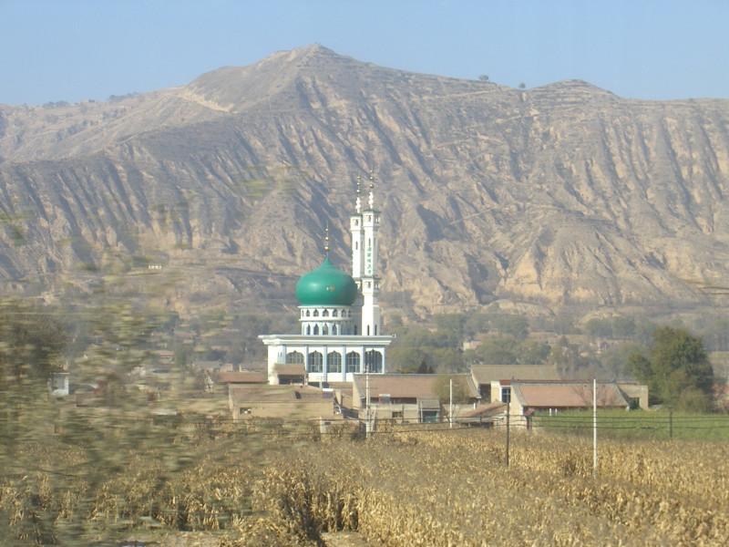 Chinese Mosque - Gansu, China