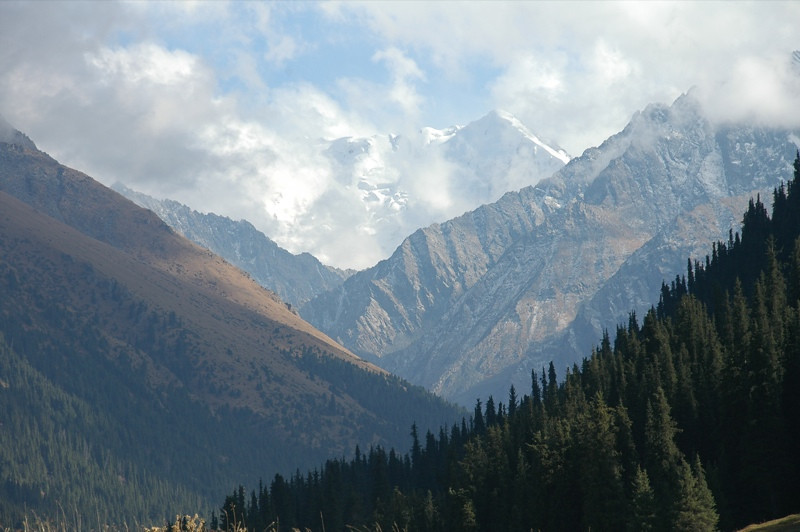 Altyn Arashan Mountain View - Kyrgyzstan