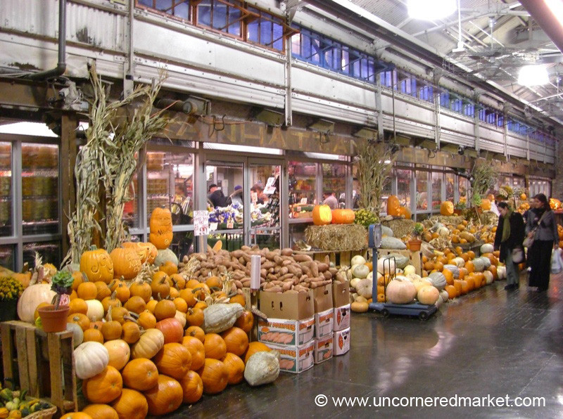 Autumn at Chelsea Market - Manhattan, New York