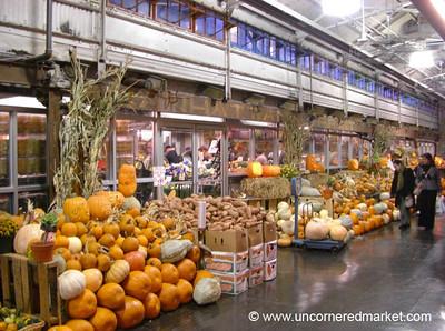Autumn at Chelsea Market - Manhattan, New York