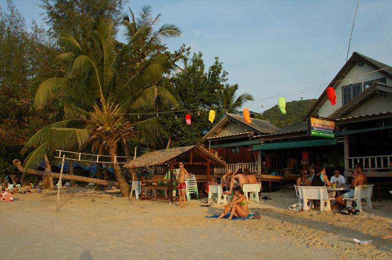 Guesthouse - Haad Yao, Thailand