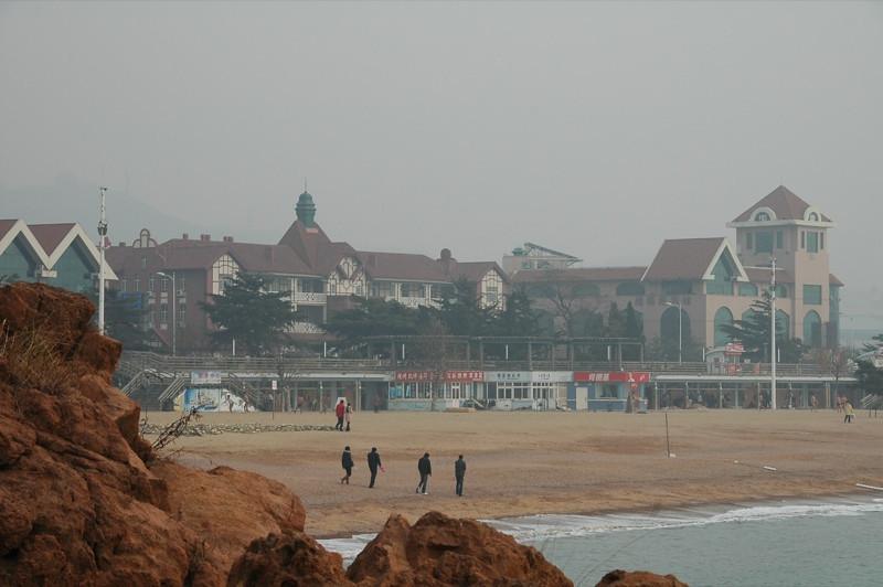 Shopping Center - Qingdao, China