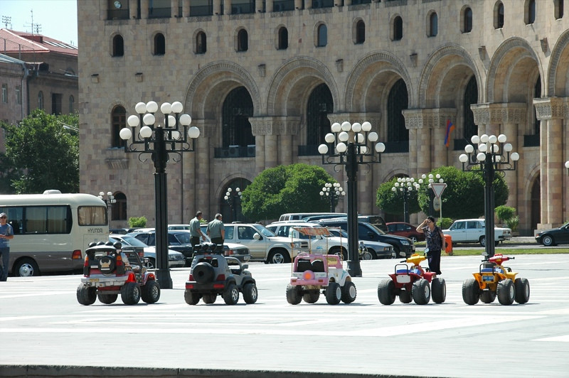 Mini Cars - Yerevan, Armenia