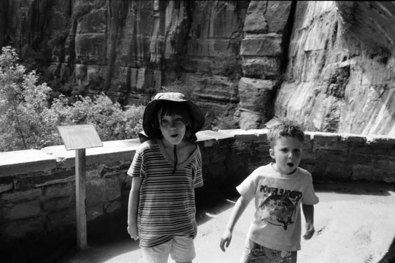 Two Kids - Utah, United States
