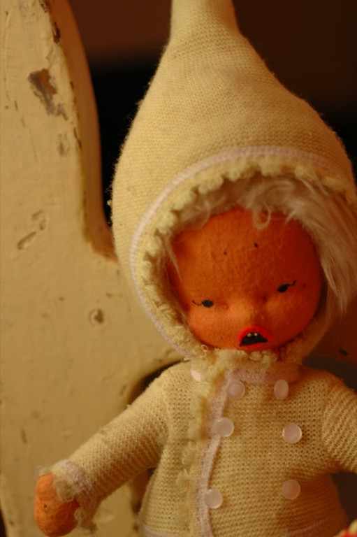 Spooky Doll  - Bohemia, Czech Republic