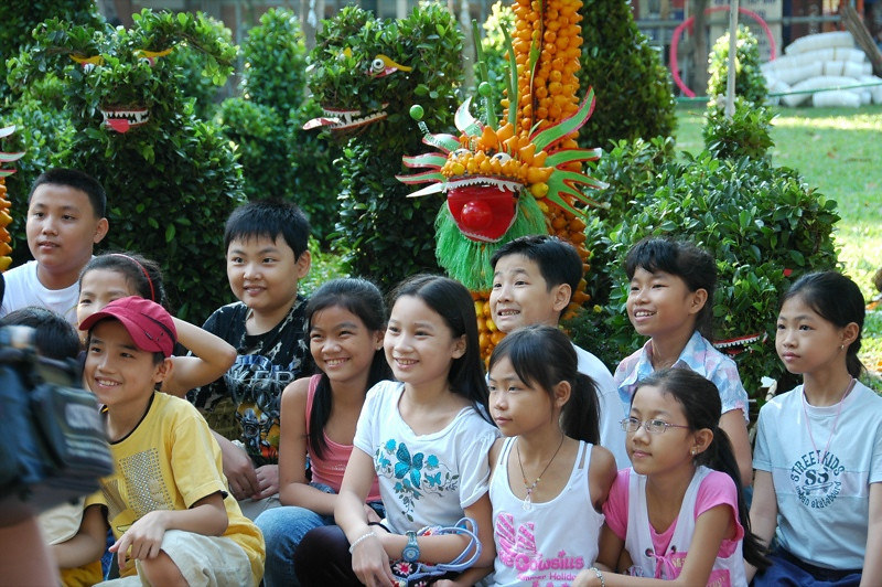 Class Photo - Ho Chi Minh City, Vietnam