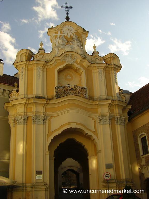 Holy Trinity Church and Monastery - Vilnius, Lithuania