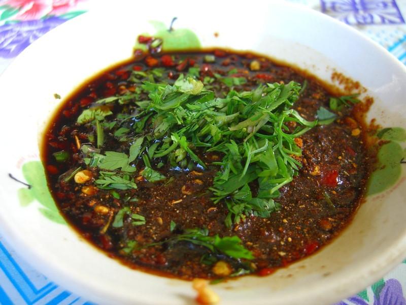 Fiery Tofu Dip - Yunnan, China
