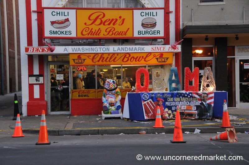 Ben's Chili Bowl - Washington DC, USA