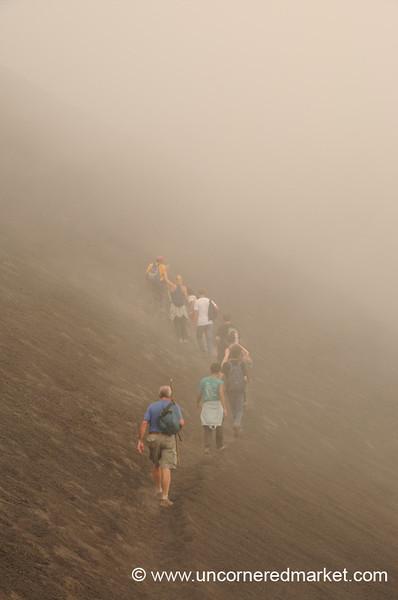 Hiking to Pacaya Volcano - Antigua, Guatemala
