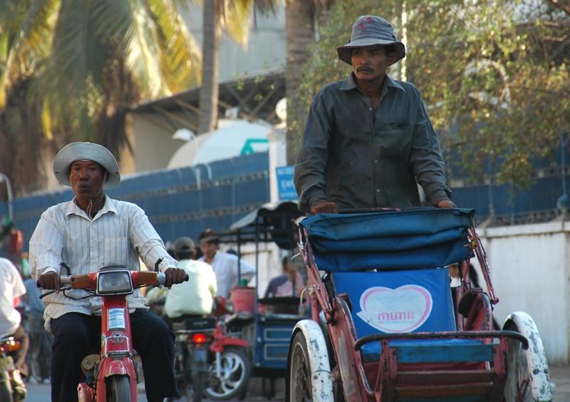Phnom Penh Transportation - Phnom Penh, Cambodia