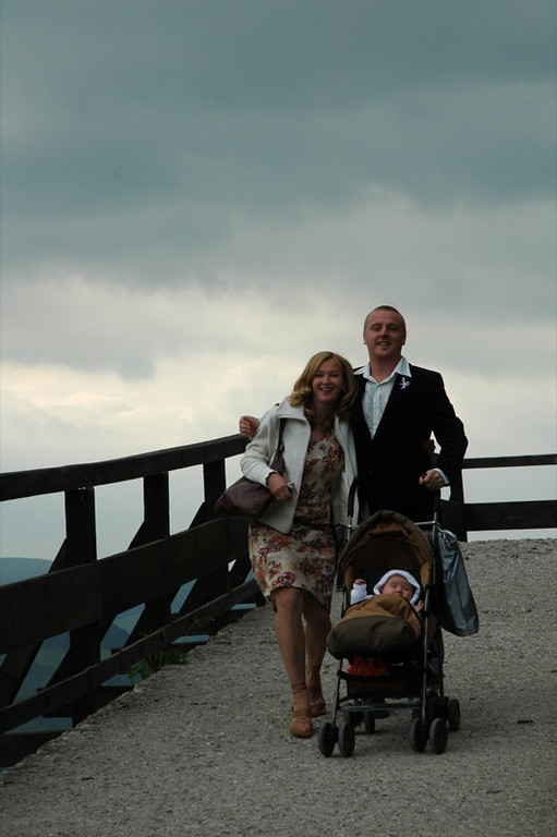 Family Picture - Trencin, Slovakia